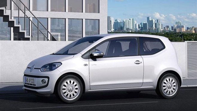 Volkswagen up! revealed