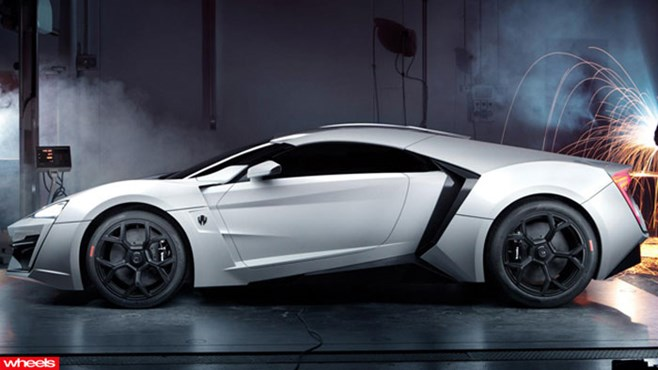 most epxnsive, buyers, 100, lykan, hypersports, 2013, arab, supercar