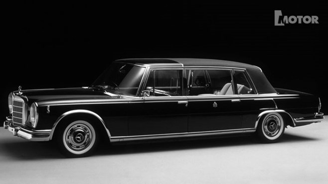 Mercedes-Benz 600 Pullman Landaulet Papal car - 1965