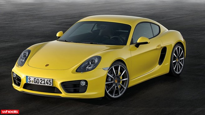 Review: 2014 Porsche Cayman, Portugal, Wheels magazine, new, fast