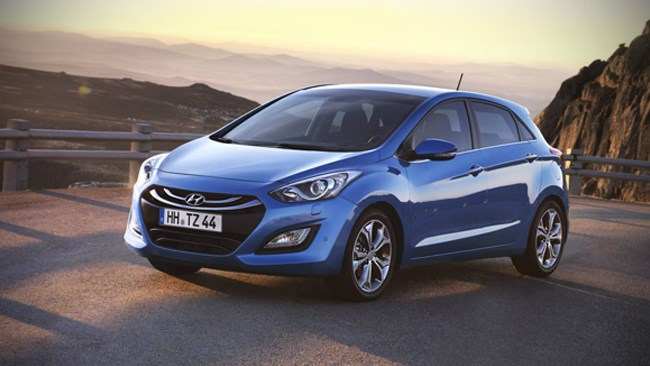 All-new Hyundai i30