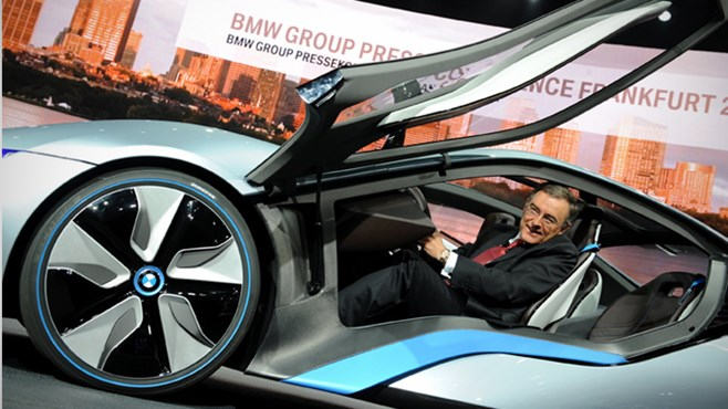 WHEELS Magazine: Top ten of the Frankfurt Show