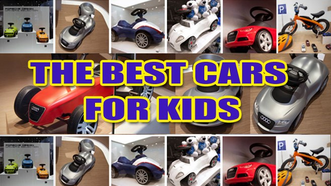The best cars for kids