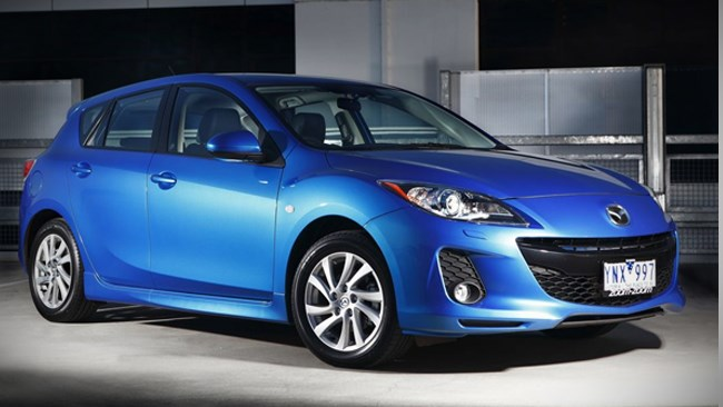 Mazda 3 geared-up for sales showdown
