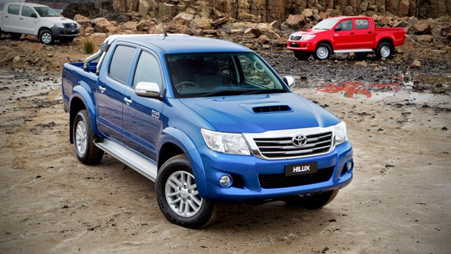 First drive: New Toyota HiLux