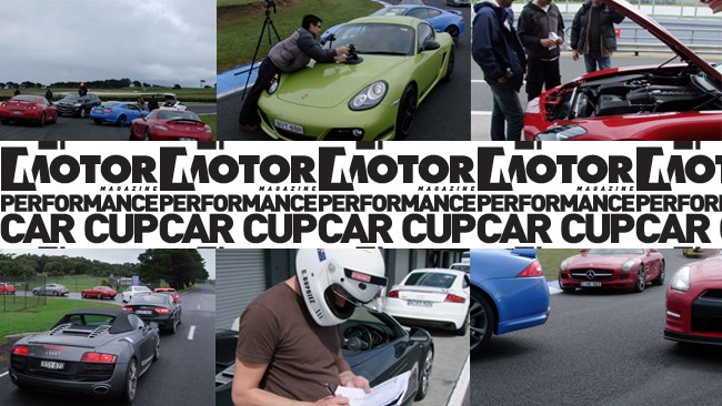 It's back: Motor's Performance Car Cup 2011