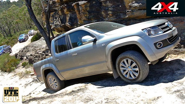 4x4 Ute of the Year: Sneak Preview!
