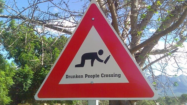 Funny road signs from around the world