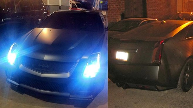 Justin Bieber's custom Batmobile revealed