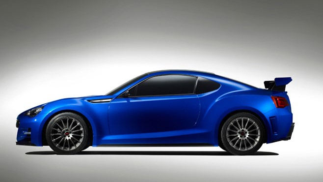 Subaru's hottest sportscar revealed!