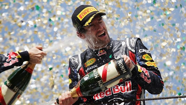 Webber looks for Brazil boost in 2012