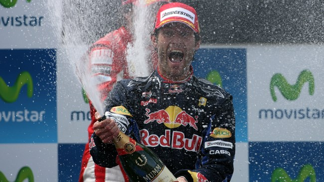 Webber confident of building on Brazil win
