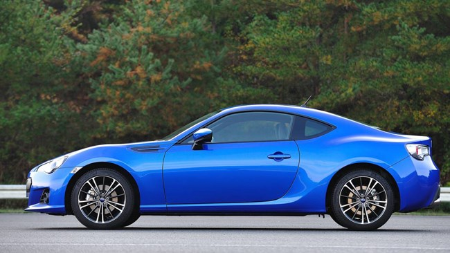 WHEELS MAGAZINE: Subaru BRZ confirmed for Oz