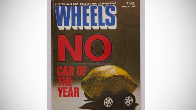In pictures: Wheels Car of the Year Covers