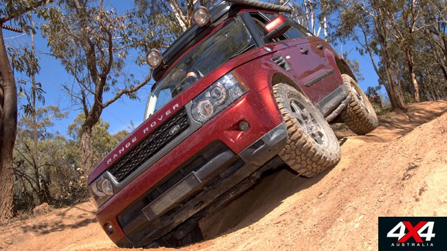4x4 MAGAZINE: Modified Range Rover Sport