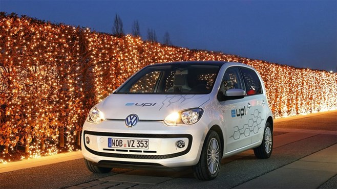 VW e-Up! ready for production