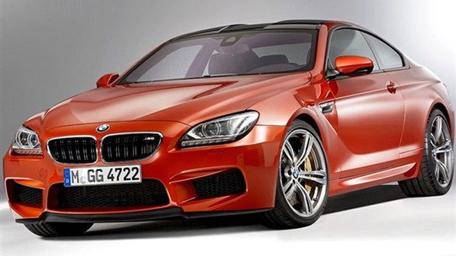 New BMW M6 2012-2013 coupe & convertible revealed