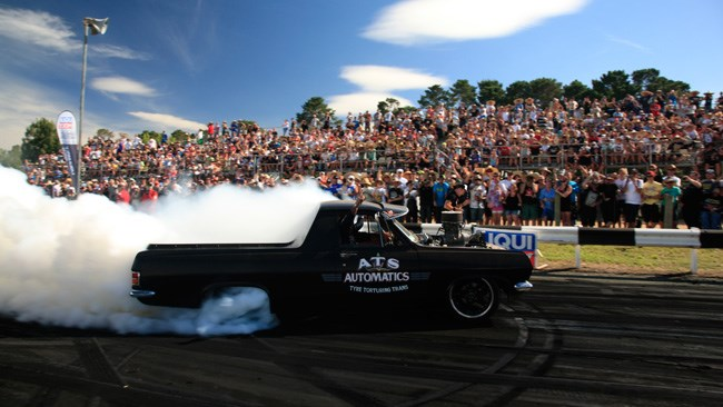 SUMMERNATS 25 MAGAZINE