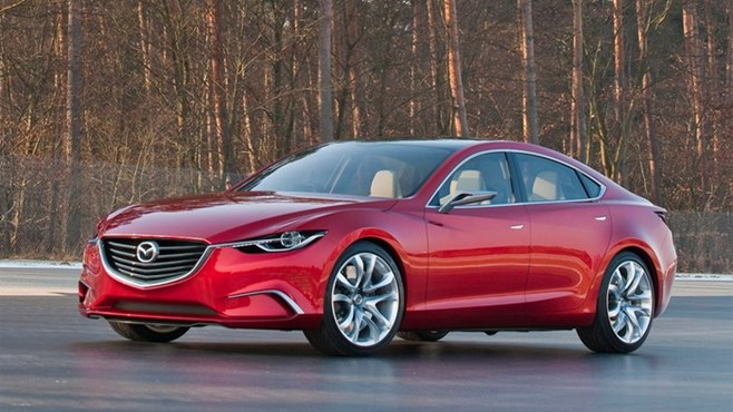 Mazda Takeri concept to debut at Geneva