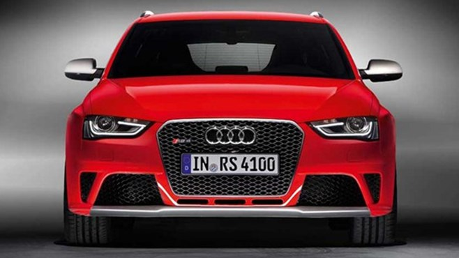 New Audi RS4 Avant with 330kW revealed for 2012