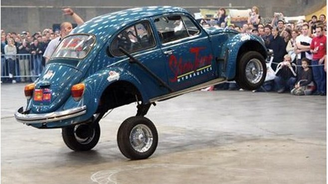 The craziest, weirdest and most pimped-out VW Beetles