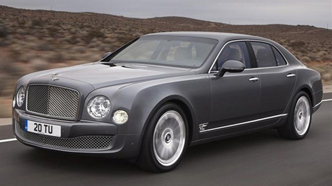 New Bentley Mulsanne Mulliner Driving Specification