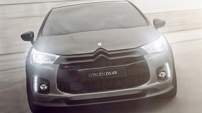 Citroen DS4 Racing hot hatch revealed