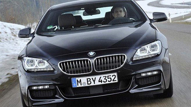 2012 BMW 640d xDrive revealed