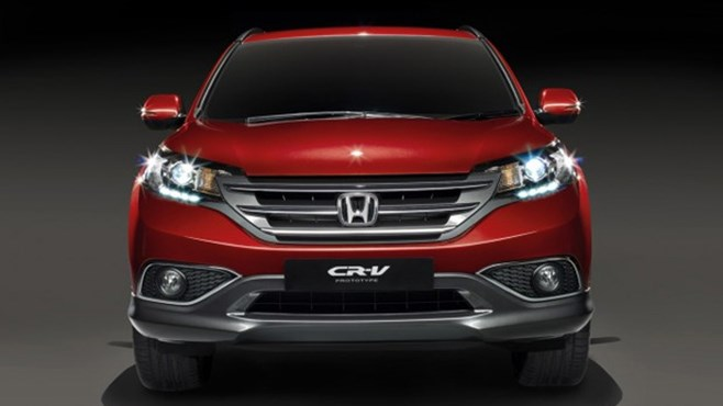 Honda's European CR-V concept previews new model