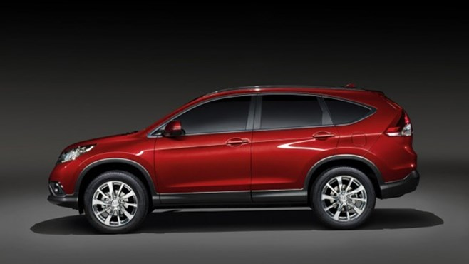 Honda��s European CR-V concept previews new model