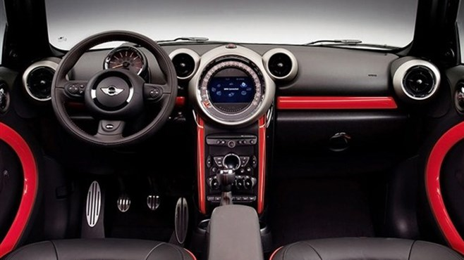 New MINI John Cooper Works Countryman
