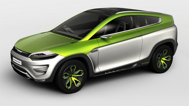 Magna Steyr reveals quirky MILA Coupic
