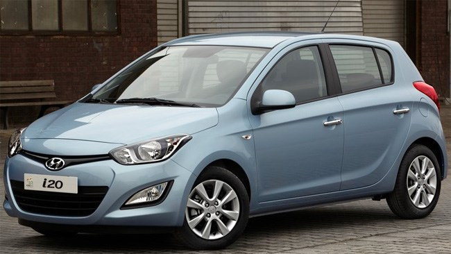 2012 Hyundai i20 revealed