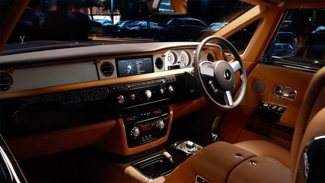 Overhauled Rolls Royce Phantom range unveiled at Geneva
