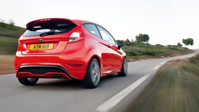 Ford Fiesta ST ready for production and Australia