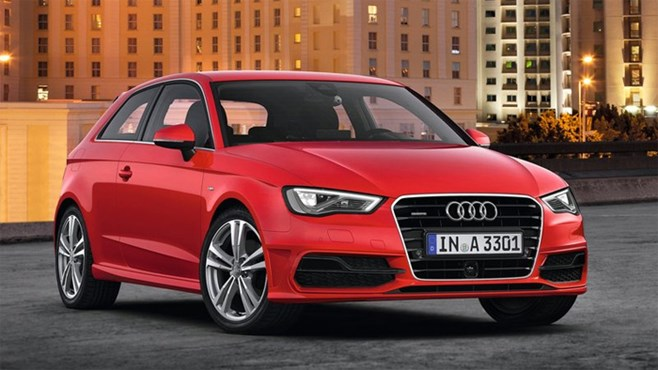 All-new Audi A3 debuts at Geneva