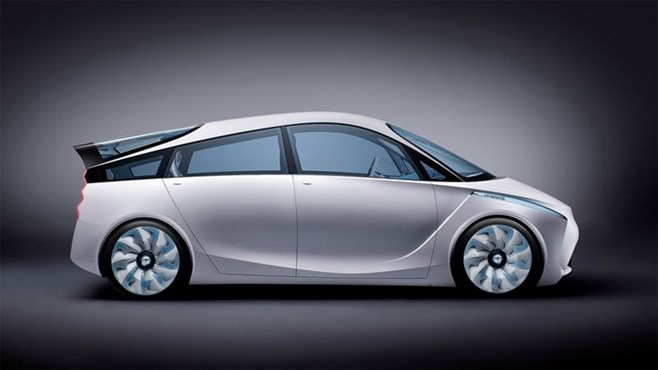 Toyota FT-Bh concept revealed