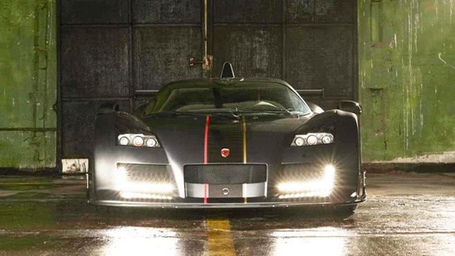 Gumpert Apollo Enraged brings the fury at Geneva