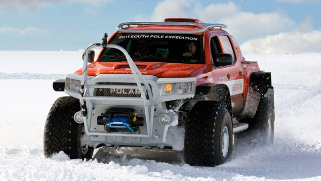Modified 4x4: Toyota Polar TRV