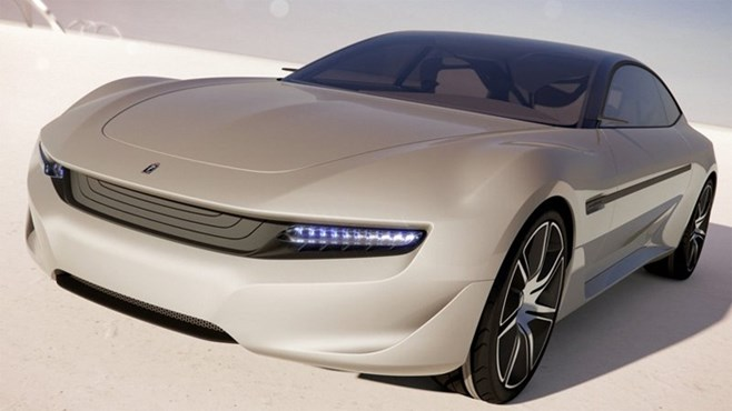 Pininfarina Cambiano likely for production