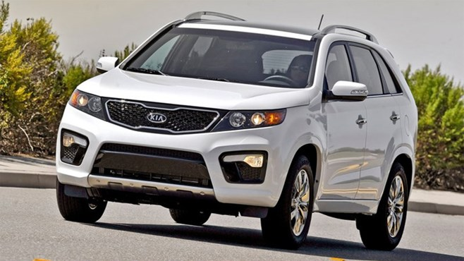 New Kia Sorento due later this year