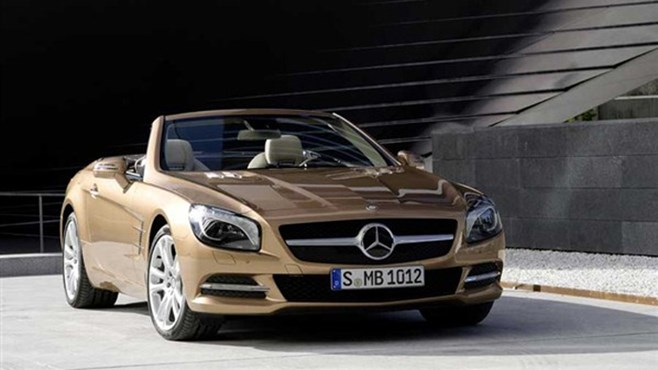 2012 Mercedes-Benz SL