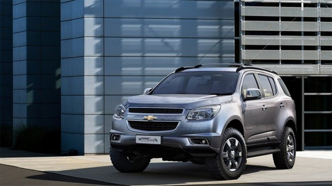 First look at new Holden Colorado 7 SUV