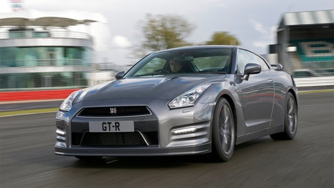 2012 Nissan GT-R now on sale
