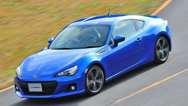 MOTOR Magazine: BRZ BLASTS OFF