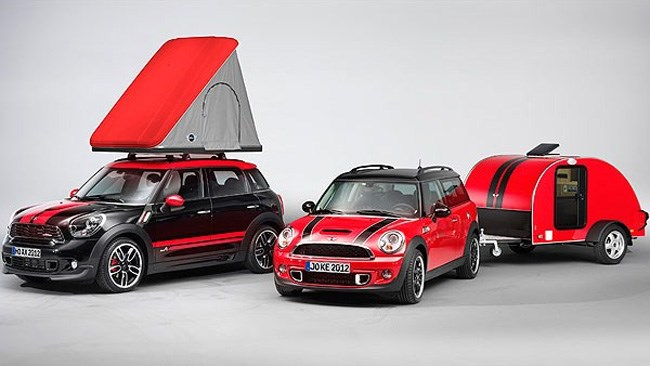 MINI reveals Cowley and Swindon models