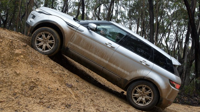 4X4 Review: Range Rover Evoque