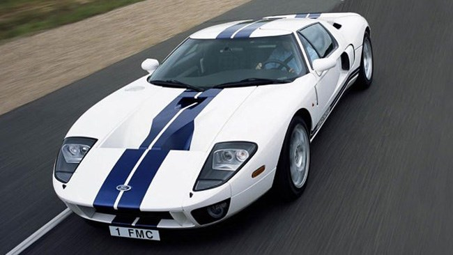 2,000hp Ford GT sets acceleration record