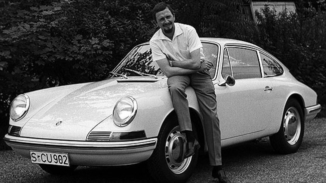 Obituary: Ferdinand Porsche – designer of the 911