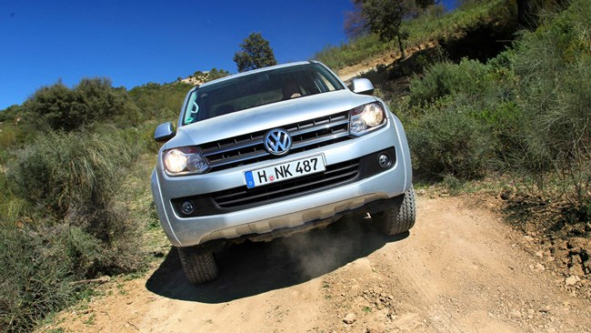 Review: VW Amarok auto